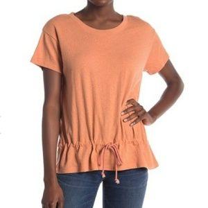 Madewell Drawstring T-Shirt
